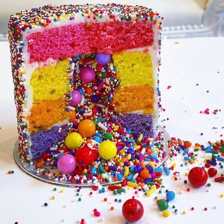 7 Creative Cake Types Which Are Equally Delicious